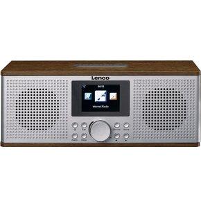 Radio LENCO DIR-170 Brązowy