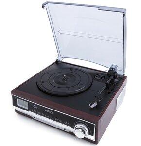 Gramofon CAMRY CR 1168 Brązowy