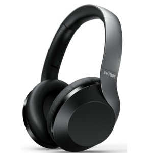 Słuchawki nauszne PHILIPS TAPH805BK ANC Czarny