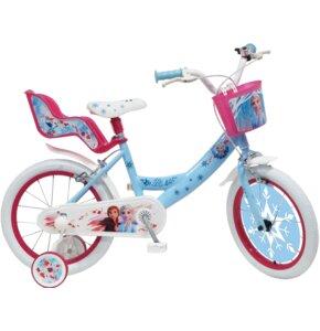 Rower dziecięcy DISNEY Kraina Lodu 2 16 cali dla dziewczynki
