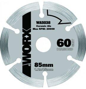 Tarcza WORX WA5038