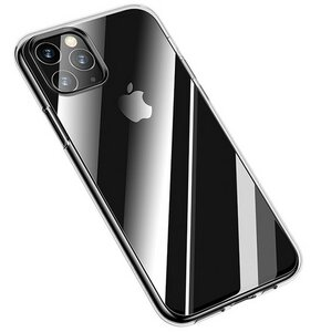 Etui USAMS Primary do Apple iPhone 11 Pro Max Przezroczysty