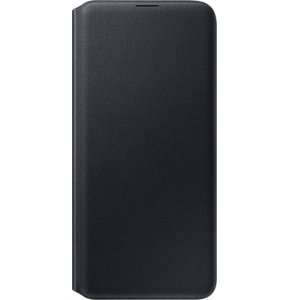 Etui SAMSUNG Wallet Cover do Samsung Galaxy A30s Czarny