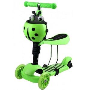 Hulajnoga dla dzieci ENERO Biedronka Zielony