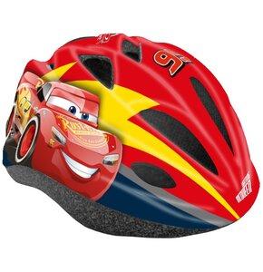 Kask rowerowy DISNEY Auta Czerwony Dla dzieci (rozmiar 52-56)