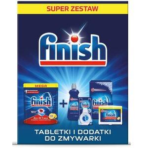 Zestaw środków czystości FINISH