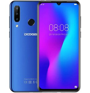 "Smartfon DOOGEE Y9 Plus 4/64GB 6.3"" Niebieski"