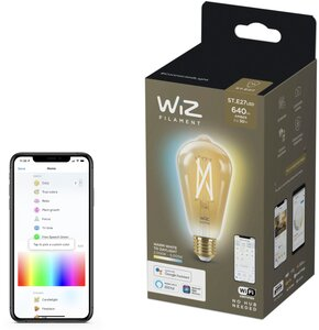 Inteligentna żarówka LED WIZ DW FA Q (WZE21016411-A) 7W E27 Wi-Fi