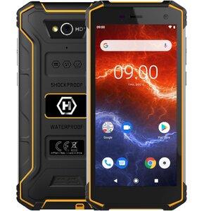 "Smartfon HAMMER Energy 2 3/32GB 5.5"" Pomarańczowy"