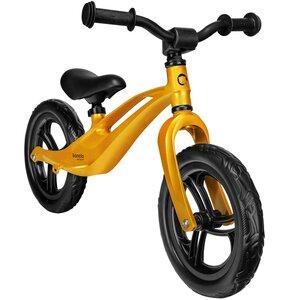Rowerek biegowy LIONELO Bart Złoty