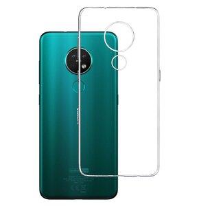 Etui 3MK Clear Case do Nokia 7.2 Przezroczysty