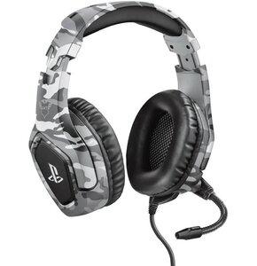 Słuchawki TRUST GXT 488 Forze-G Szary
