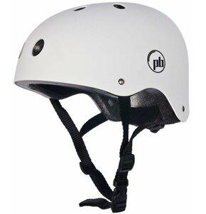 Kask rowerowy PB Katana Biały (rozmiar L)