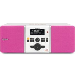 Radio TECHNISAT DigitRadio 305 Biało-różowy