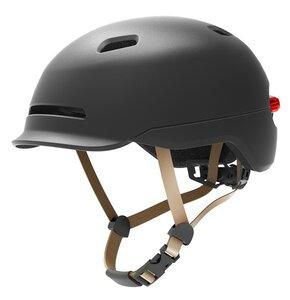 Kask rowerowy XIAOMI Smart4U SH50 Czarny (rozmiar L)