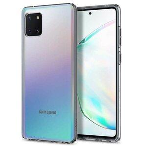 Etui SPIGEN Liquid Crystal do Samsung Galaxy Note 10 Lite Przezroczysty