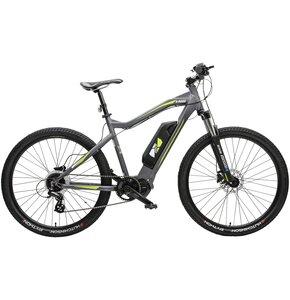 Rower elektryczny ORUS E-9000 Steps 7000M18 27.5 cala męski Grafitowy