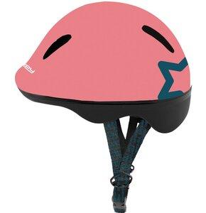 Kask rowerowy SPOKEY Stars 2 Różowy dla Dzieci (rozmiar 49–56)