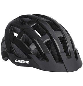 Kask rowerowy LAZER Compact Czarny MTB (rozmiar 54 - 61)