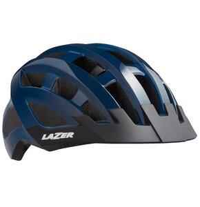 Kask rowerowy LAZER Compact Niebieski MTB (rozmiar 54 - 61)