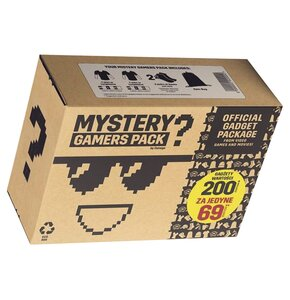 Zestaw gadżetów CENEGA Mystery Gamers Pack V2