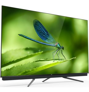 """Telewizor TCL 55C815 55"""" QLED 4K Android TV Dolby Vision"""