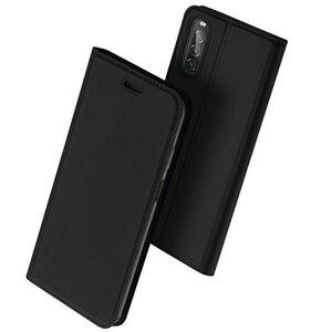 Etui DUXDUCIS SkinPro do Sony Xperia 10 II Czarny