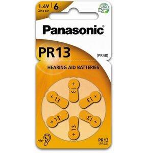 Baterie PR13 PANASONIC (6 szt.)