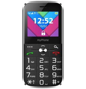 Telefon MYPHONE Halo C Czarny