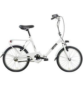 Rower miejski ESPERIA Genny 1B 20 cali damski Biały