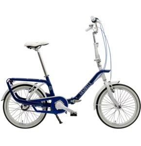 Rower miejski GRAZIELLA Salvador 3B 20 cali Niebieski