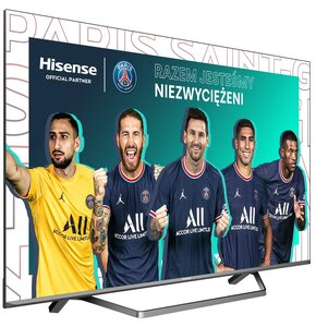 "Telewizor HISENSE 55U7QF 55"" QLED 4K Dolby Atmos Full Array"