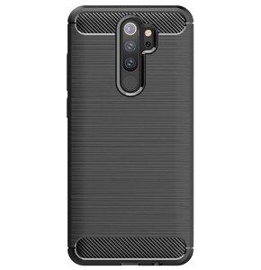 Etui WINNER GROUP Carbon do Xiaomi Redmi 9 Czarny