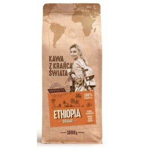 Kawa ziarnista VASPIATTA Z Krańca Świata Ethiopia Sidamo Arabica Martyna Wojciechowska 1 kg