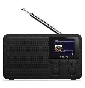 Radio internetowe PHILIPS TAPR802/12 Czarny