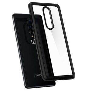 Etui SPIGEN Ultra Hybrid do OnePlus 8 Czarny