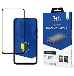 Szkło hartowane 3MK Tempered Glass + do Huawei P40 Lite E Czarny