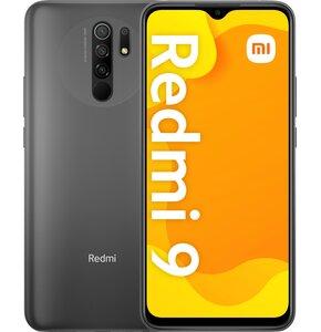 """Smartfon XIAOMI Redmi 9 3/32GB 6.53"""" Szary 28423"""