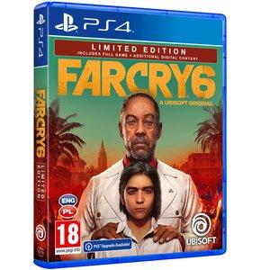 Far Cry 6 - Edycja Limitowana Gra PS4
