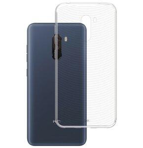 Etui 3MK Armor Case do Xiaomi Pocophone F1 Przezroczysty