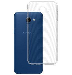 Etui 3MK Armor Case do Samsung Galaxy J6 2018 Przezroczysty