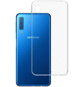 Etui 3MK Armor Case do Samsung Galaxy A7 2018 Przezroczysty