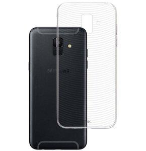 Etui 3MK Armor Case do Samsung Galaxy A6 Przezroczysty