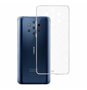 Etui 3MK Amor Case do Nokia 9 PureView Przezroczysty