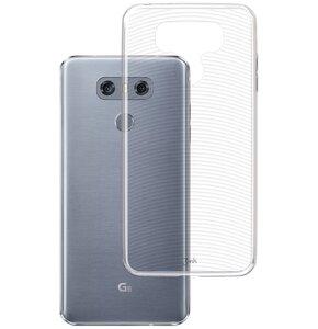 Etui 3MK Armor Case do LG G6 Przezroczysty