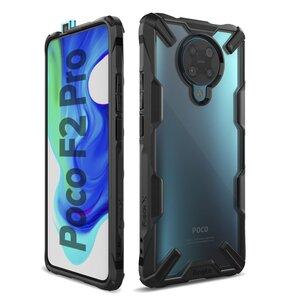Etui RINGKE Fusion X do Xiaomi Poco F2 Pro Czarny