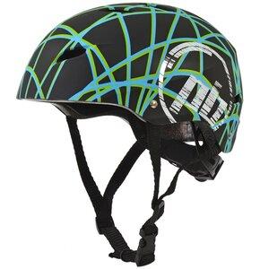 Kask rowerowy PB Scratch Wielokolorowy Dla dzieci (rozmiar M)