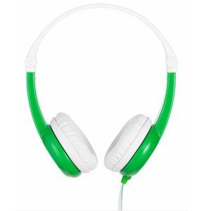 Słuchawki nauszne BUDDYPHONES Connect Biało-zielony
