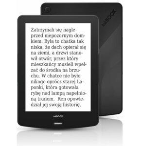 Czytnik E-Booków INKBOOK Calypso Czarny