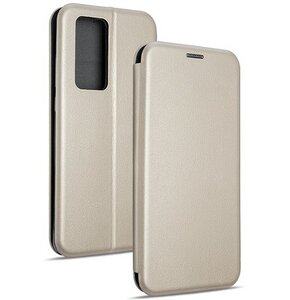 Etui BOOK MAGNETIC do Huawei P40 Pro Złoty